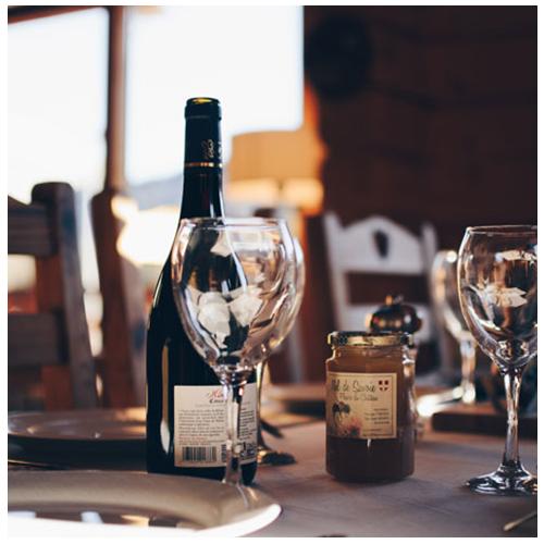 Nos cocktails et vins